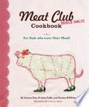 The Meat Club Cookbook