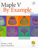 Maple V by Example