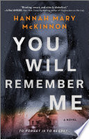 You Will Remember Me Book PDF