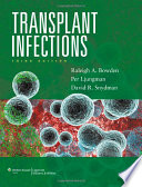 Transplant Infections