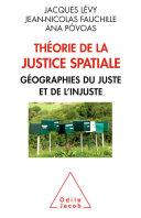 Théorie de la justice spatiale Pdf/ePub eBook