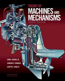 Cover of Theory of Machines and Mechanisms