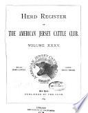 Herd register Book