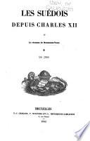 Les Suedois depuis Charles XII