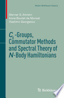 C0 Groups Commutator Methods And Spectral Theory Of N Body Hamiltonians