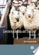 Livestock Handling and Transport  4th Edition Book