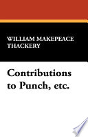William Makepeace Thackeray Books, William Makepeace Thackeray poetry book