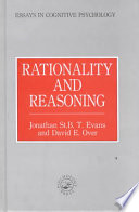 Rationality And Reasoning Book PDF