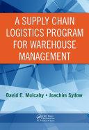 Pdf A Supply Chain Logistics Program for Warehouse Management