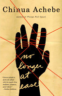 No Longer at Ease Pdf/ePub eBook