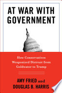 At War with Government Book