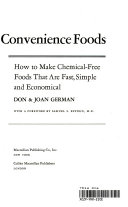 Make Your Own Convenience Foods Book