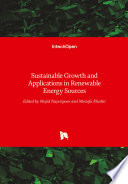 Sustainable Growth And Applications In Renewable Energy Sources Book PDF