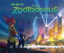 The Art of Zootropolis Book