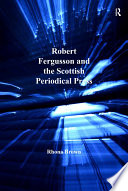 Robert Fergusson And The Scottish Periodical Press