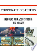 Corporate Disasters: