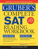 Gruber s Complete SAT Reading Workbook