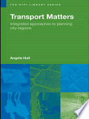 Transport Matters Book PDF