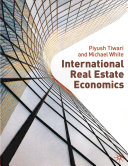 Cover of International Real Estate Economics
