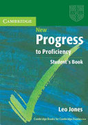 New Progress to Proficiency Student's Book ebook
