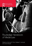 Pdf Routledge Handbook of Media Law Telecharger