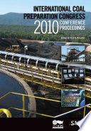 International Coal Preparation Congress 2010 Conference Proceedings Book