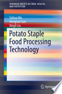 Potato Staple Food Processing Technology Book PDF