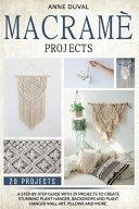 Macram   Projects