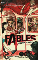Fables Bill Willingham, Lan Medina, Steve Leialoha Cover