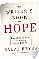 The Writer S Book Of Hope