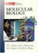 Instant Notes in Molecular Biology
