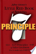 Little Red Book of Selling Principle 7
