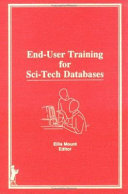 End-user Training for Sci-tech Databases