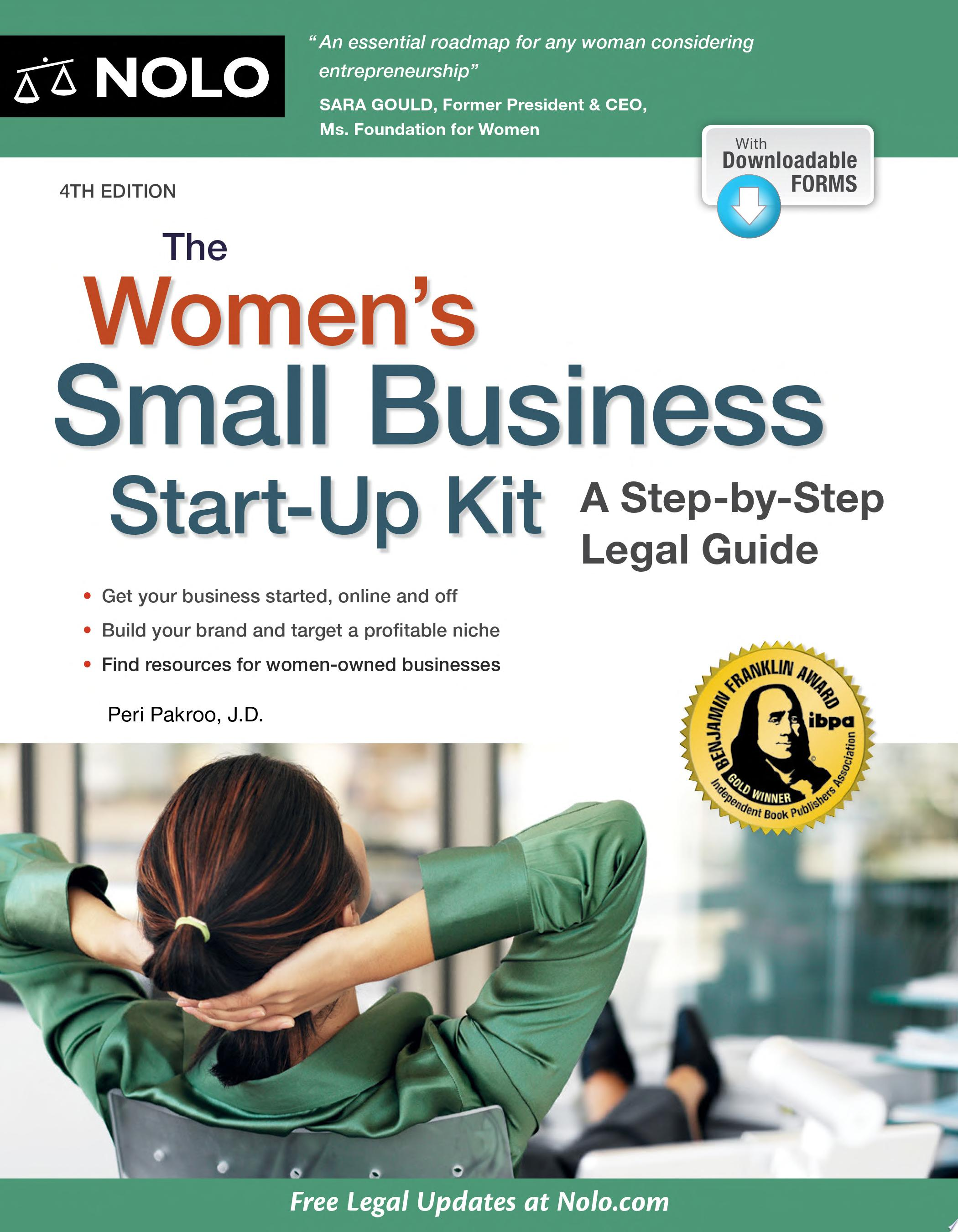 The Women s Small Business Start Up Kit