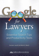 Google For Lawyers Book PDF