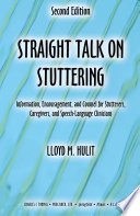 Straight Talk on Stuttering