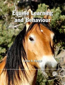 Equine Learning and Behaviour Book