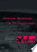 Mining Science And Technology