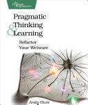 Pragmatic Thinking and Learning Pdf/ePub eBook