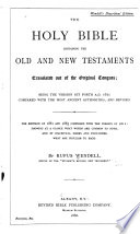 The Holy Bible, Containing the Old and New Testaments Pdf/ePub eBook