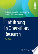 Einführung in Operations Research