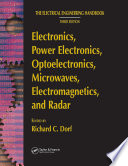 Electronics, Power Electronics, Optoelectronics, Microwaves, Electromagnetics, and Radar