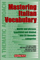 Mastering Italian Vocabulary