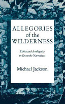 Allegories of the Wilderness