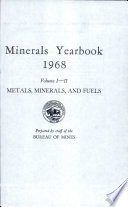 Minerals Yearbook Book PDF