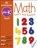 DK Workbooks  Math  Pre K