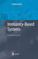 Immunity Based Systems