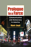 Prologue to a Farce Book