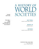 A History of World Societies  From the French revolution to the present Book