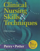 Clinical Nursing Skills   Techniques Book